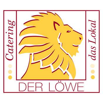 Logo Der Löwe Catering