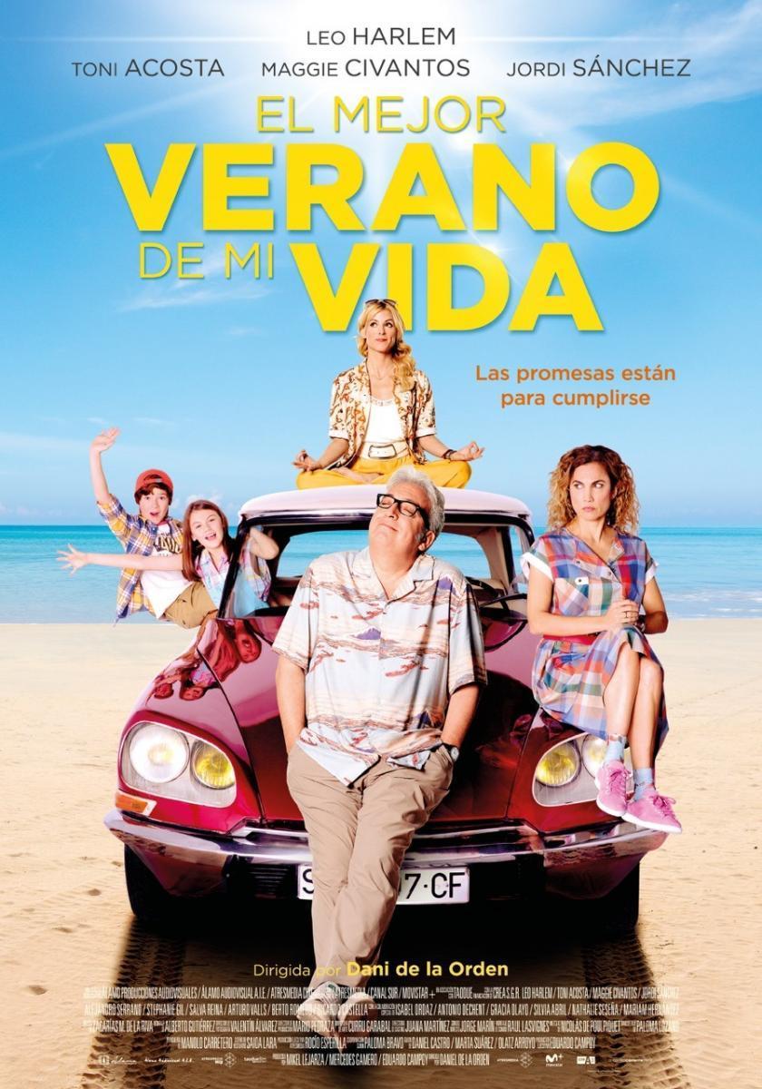 Artikelbild: 1 Poster el_mejor_verano_de_mi_vida-large